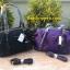 กระเป๋า MANGO NYLON HANDBAG สีดำ กระเป๋าผ้าไนล่อนเนื้อดีและหนา ทรงหมอน มาพร้อมสายสะพายยาว thumbnail 5