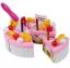 ชุดของเล่นตกแต่งเค้กผลไม้ พร้อมอุปกรณ์ 73 ชิ้น - Luxury Fruit Cake thumbnail 3