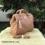 กระเป๋าเป้ ANELLO 2 WAY PU LEATHER BOSTON BAG (Regular)----- Pink thumbnail 2