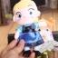 พวงกุญแจตุ๊กตา เจ้าหญิงเอลซ่าและอันนาตอนเด็ก Frozen ยกคู่ 2 ตัว thumbnail 4