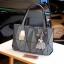 กระเป๋า David Jones ทรง Tote ตัวกระเป๋าเย็บติด ด้วยแผ่นอะคริลิค สุดหรู thumbnail 6