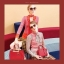 LYN Madison Bag สีแดง กระเป๋าถือหรือสะพายทรงสวย รุ่นใหม่ล่าสุด วัสดุหนัง Saffiano thumbnail 2