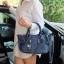 กระเป๋า KEEP Longchamp Duo Sister With Strap สีน้ำเงิน thumbnail 7