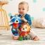 ตุ๊กตาโมบายผ้าเสริมพัฒนาการ รูปแรคคูน SKK Baby รุ่น BANDANA BUDDIES activity toy - Racoon thumbnail 3