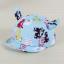 หมวกแก๊ป หมวกเด็กแบบมีปีกด้านหน้า ลายแมวเหมียว (มี 3 สี) thumbnail 18