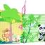 หนังสือผ้า Learning with Nature by Jollybaby thumbnail 4