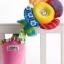 ของเล่นผ้า Lamaze กระถางดอกไม้คุณหนูอารมณ์ดี มีเสียงหัวเราะ มีไฟ ก้านพันขดได้ thumbnail 2