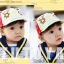 HT361••หมวกเด็ก•• / หมวกแก็ป Mouse (สีเบจ) thumbnail 5