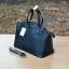 กระเป๋า MANGO SAFFIANO-EFFECT TOTE BAG สีดำ ราคา 1,090 บาท Free Ems thumbnail 2