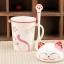 แก้วเซรามิคแมวกวัก <พร้อมส่ง> thumbnail 13