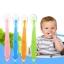 ช้อนป้อนอาหารเด็กอ่อน หุ้มซิลิโคนนิ่ม NanaBaby thumbnail 1