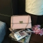 กระเป๋า CHARLE & KEITH QUILTED CHAIN SHOULD BAG 2016 Pink กระเป๋าสะพาย รุ่นใหม่ล่าสุดแบบชนช็อป thumbnail 3