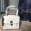 กระเป๋า ZARA MINI CITY BAG กระเป๋าถือ สีขาว พร้อมส่ง ชนชอปอเมริกา thumbnail 7