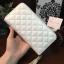 กระเป๋าเงิน Charles & Keith Long Wallet 2017 สีขาว ราคา 1,090 บาท Free Ems thumbnail 3