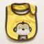 ผ้ากันเปื้อน Carter's ลายลิง Hello Banana thumbnail 2