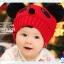 หมวกไหมพรมหมีแพนด้า สำหรับเด็ก 5 เดือน- 4 ปี thumbnail 2