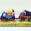 รถไฟแม่เหล็ก การ์ตูนหรรษา (มีแม่เหล็กดูดรถให้ติดกัน) thumbnail 4
