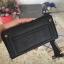 กระเป๋าสตางค์ใบยาว Charles & Keith Studded Front Pocket Wallet สีดำ ราคา 990 บาท Free Ems thumbnail 2
