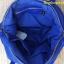 กระเป๋า MANGO NYLON HANDBAG น้ำเงิน กระเป๋าผ้าไนล่อนเนื้อดีและหนา ทรงหมอน มาพร้อมสายสะพายยาว thumbnail 5