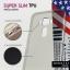 เคส Zenfone 3 (ZE520KL) 5.2 นิ้ว เคสนิ่ม Super Slim TPU บางพิเศษ จุด Pixel ขนาดเล็กป้องกันเคสติดตัวเครื่อง (ครอบคลุมกล้องยิ่งขึ้น) สีดำใส thumbnail 1