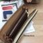 กระเป๋าสตางค์ Anello long wallet กระเป๋าสตางค์ทรงยาว แบบซิปรอบ น่ารักมากค่ะ แบบที่ 4 thumbnail 3