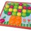 ชุดกระดานโมเสก ALEX Toys - Little Hands Button Art thumbnail 7