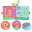หนังสือผ้า Learning with Alphabets by Jollybaby thumbnail 2