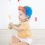 หมวกแก๊ป หมวกเด็กแบบมีปีกด้านหน้า ลาย HAPPY PRINCE (มี 2 สี) thumbnail 9