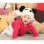 หมวกไหมพรมหมีแพนด้า สำหรับเด็ก 5 เดือน- 4 ปี thumbnail 5