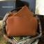 กระเป๋า CHARLES & KEITH LARGE TOP HANDLE BAG (Size L) สีส้ม ราคา 1,590 บาท Free Ems thumbnail 3