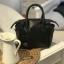 กระเป๋า Amory Leather Bag Mini Bowling Classic Black Limited Edittion thumbnail 1
