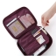 กระเป๋าอเนกประสงค์พกพาสะดวก สำหรับใส่อุปกรณ์เครื่องสำอาง อุปกรณ์ห้องน้ำ หรือสิ่งของจำเป็นอื่นเพื่อการเดินทาง ทำจากไนล่อนกันน้ำคุณภาพดี thumbnail 3