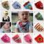 [เซต 5 ผืน] ผ้ากันเปื้อนเด็ก ผ้ากันน้ำลาย รูปสามเหลี่ยม thumbnail 10
