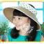 HT040••หมวกเด็ก•• / หมวกปีกกว้างสีกาแฟ thumbnail 1