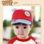 หมวกแก๊ป หมวกเด็กแบบมีปีกด้านหน้า ลายหมีน้อย (มี 4 สี) thumbnail 2