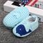 รองเท้าหัดเดินเด็กอ่อน ปลาวาฬสีน้ำเงิน วัย 0-18 เดือน thumbnail 5
