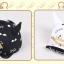 หมวกแก๊ป หมวกเด็กแบบมีปีกด้านหน้า ลาย Little Monster (มี 5 สี) thumbnail 3