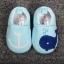 รองเท้าหัดเดินเด็กอ่อน ปลาวาฬสีน้ำเงิน วัย 0-18 เดือน thumbnail 6