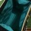กระเป๋าเป้ Sun earth & U POLYESTER NYLON MINI RUCKSACK 3 ways ด้วยลวดลายสไตล์วินเทจ วัสดุผ้าไนล่อนหนาสลับหนังpu กันน้ำได้ สามารถทำได้3สไตล์ thumbnail 19
