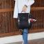 กระเป๋าเป้ KEEP NaNo Nylon Backpack Black ราคา 1,690 บาท Free Ems thumbnail 6