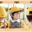 หมวกเด็ก หมวกเบเร่ต์-ลายแมว (มี 4 สี) thumbnail 16