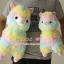 ตุ๊กตาอัลปาก้า Alpaca Alpacasso รุ่น Rainbow thumbnail 3