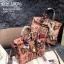 กระเป๋าถือสะพายหนังแท้ สองขนาด ลายงานหนังวัวแท้ สีทูโทน (Leather100%) thumbnail 2