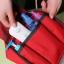 กระเป๋าใส่อุปกรณ์อาบน้ำ คุณภาพดี สำหรับเดินทาง ท่องเที่ยว แขวนได้ กันน้ำ แข็งแรง ทนทาน thumbnail 22