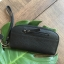 KEEP Gissy zipper Genuie Leather Wallet 2017 สีดำ thumbnail 2