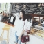 กระเป๋า Fashion Usen Import Redwine Colour ราคา 990 บาท Free Ems thumbnail 4
