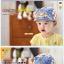 หมวกแก็ปเด็กเล็กมีหู ลายกระต่ายขับรถ สำหรับเด็ก 9 - 36 เดือน thumbnail 2