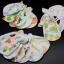 ถุงมือเด็กอ่อนผ้าฝ้าย ไร้ตะเข็บด้านใน ป้องกันมือเด็ก สำหรับ 0-6 เดือน thumbnail 6