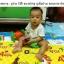 แผ่นรองคลานเด็กเล็ก แบบม้วน ขนาดใหญ่ 180 * 150 * 1 ซม.ใช้ได้ 2 ด้าน thumbnail 12