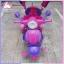 รถ 3 ล้อถีบทรงเวสป้า สีม่วง ส่ง EMS ฟรี thumbnail 10